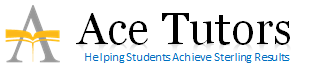 Ace Tutors Logo