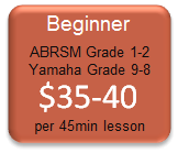 Beginner Piano Teacher