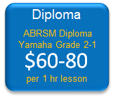 Diploma Piano Teacher