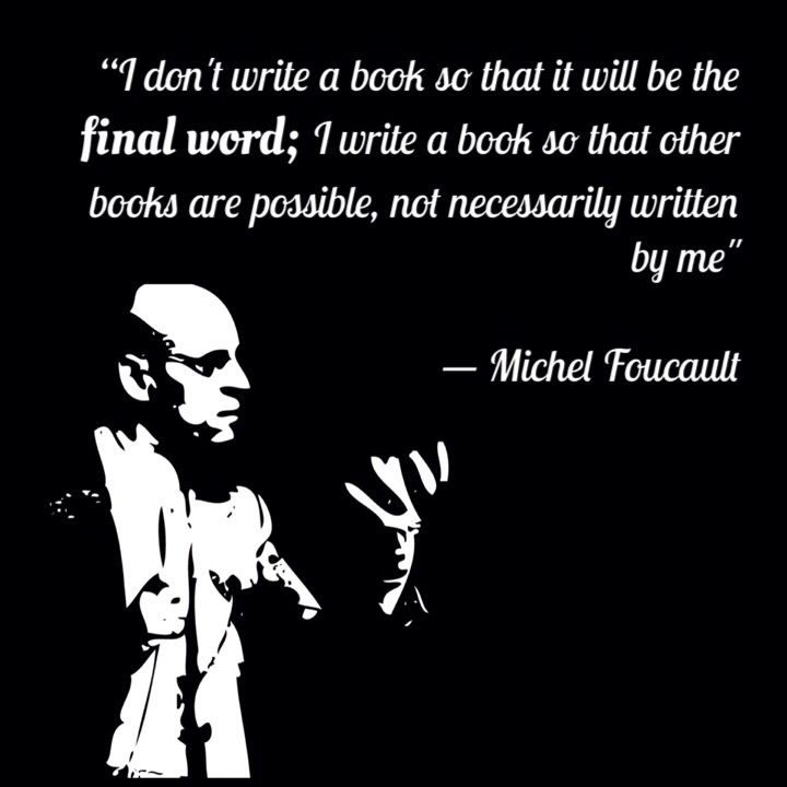michel foucault essays Michel foucault made it clear that he wanted his unpublished work to stay in the archives scott mclemee considers how it reached escape velocity.